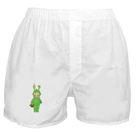 KEWPIE - BABY'S FIRST EASTER Boxer Shorts