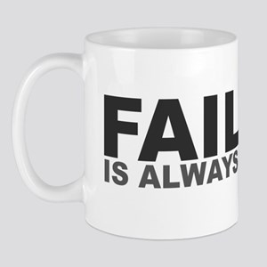 Failure Option Mug