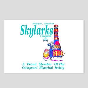 Skylarks Postcards (Package of 8)