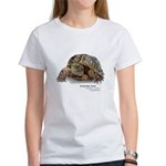 Ornate Box Turtle Women's T-Shirt