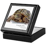 Ornate Box Turtle Keepsake Box