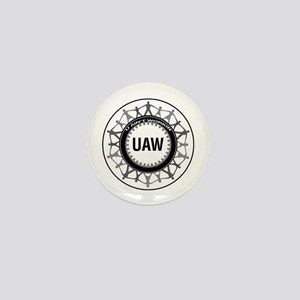 UAW Mini Button