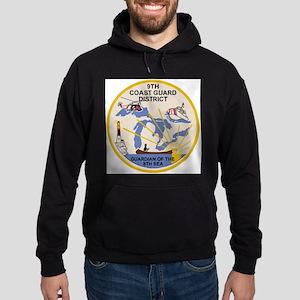 USCG-9th-CGD-Patch Sweatshirt