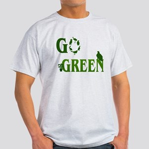 Go Green Birds Light T-Shirt
