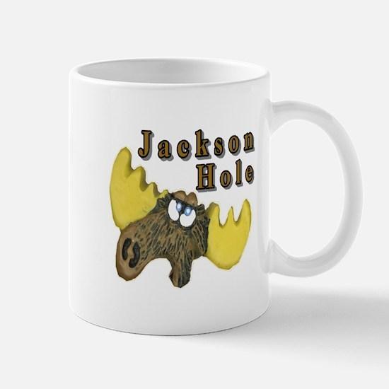 Jackson Hole moose Mug