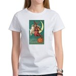 Witch and Owl Women's T-Shirt