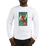 Witch and Owl Long Sleeve T-Shirt