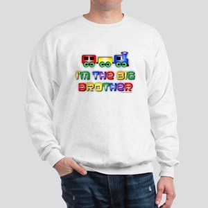 Baby Bro Choo Choo Train Sweatshirt