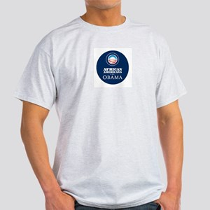 Obama African Americans Light T-Shirt