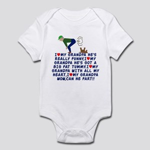 Grandpa Sayings Baby Clothes Accessories Cafepress