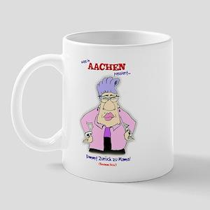 Deutch Aachen Mama Mug