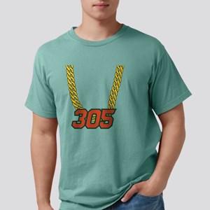 305 Miami Swagger Necklace T-Shirt