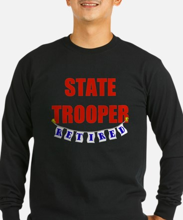 Retired State Trooper T