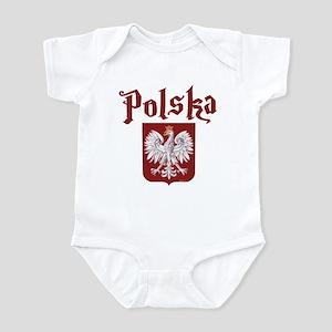 Polska Infant Bodysuit