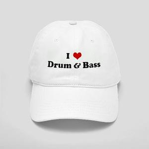 I Love Drum & Bass Cap