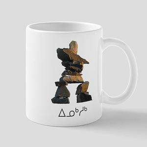 Inukshuk Mug