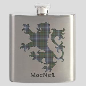 Lion-MacNeil Flask