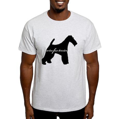 Wire Fox Terrier DESIGN Light T-Shirt