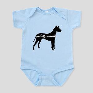Xoloitzcuintli DESIGN Infant Bodysuit