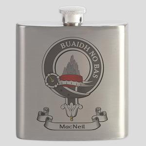 Badge-MacNeil Flask