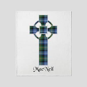 Cross-MacNeil Throw Blanket