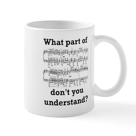 The Musician Mug