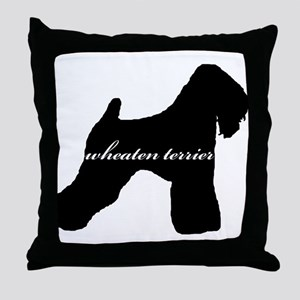 Wheaten Terrier DESIGN Throw Pillow