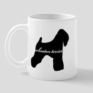 Wheaten Terrier DESIGN Mug