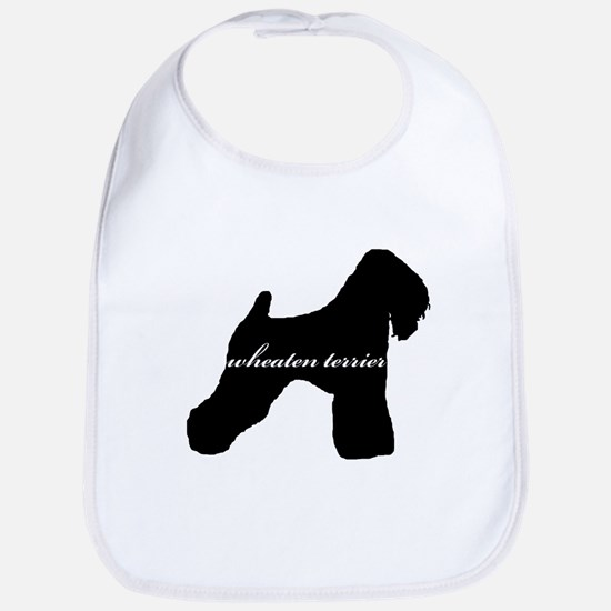 Wheaten Terrier DESIGN Bib
