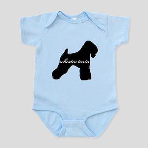 Wheaten Terrier DESIGN Infant Bodysuit