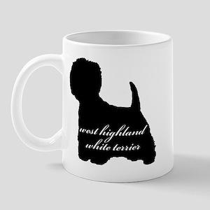 Westie DESIGN Mug