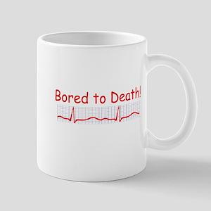 Bored to Death Mug