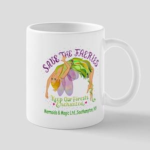 Save the Faeries in Souhhampton Mug