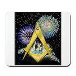 Celebrate Freemasonry Mousepad