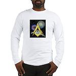 Celebrate Freemasonry Long Sleeve T-Shirt