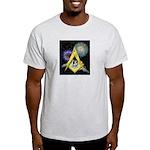 Celebrate Freemasonry Light T-Shirt