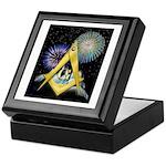 Celebrate Freemasonry Keepsake Box