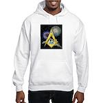 Celebrate Freemasonry Hooded Sweatshirt