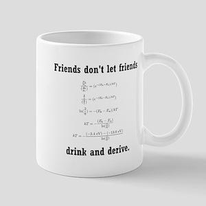 Drink and derive Mug