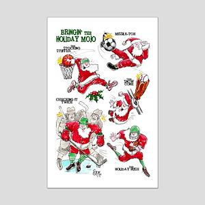 Holiday Mojo Mini Poster Print