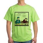 Fireworks Trucking Green T-Shirt