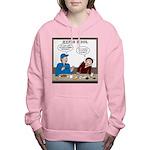 Fireworks Trucking Women's Hooded Sweatshirt