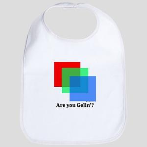 Are You Gellin? Bib