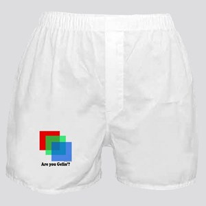 Are You Gellin? Boxer Shorts