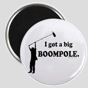 Big BOOMPOLE! Magnet