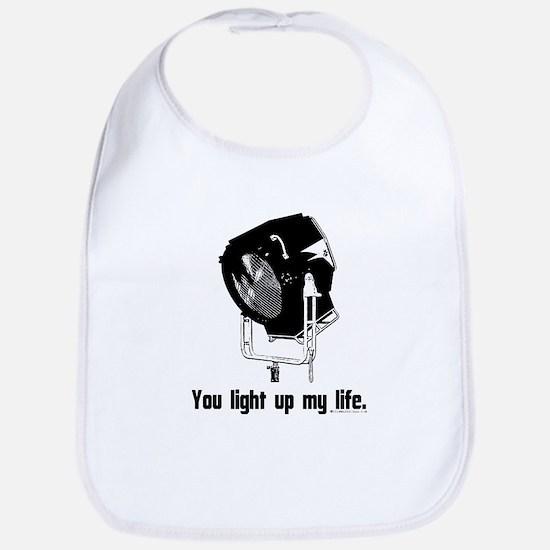 You Light Up My Life! Bib