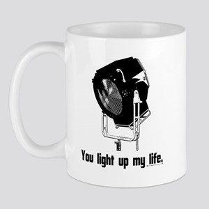 You Light Up My Life! Mug