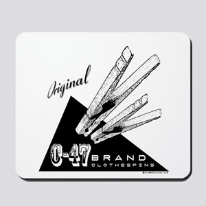 Original C-47 Brand Mousepad