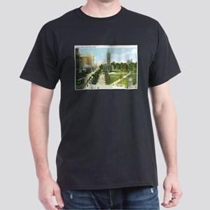 New Haven Connecticut CT Dark T-Shirt