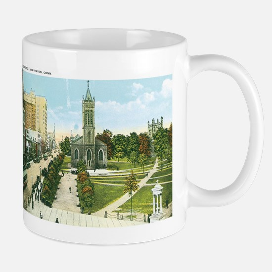 New Haven Connecticut CT Mug